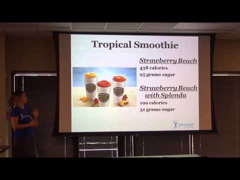 The Not So Sweet Truth About Sugar (Lunch & Learn)