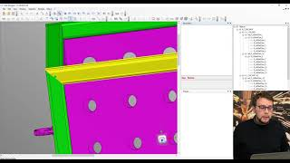 Bystronic Software: How to manipulate an assembly with the Tube Designer (English)