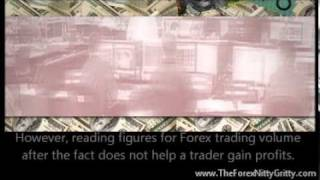 Foreign Currency Trading Volume