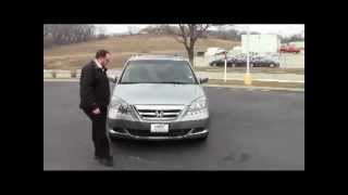 Used 2007 Honda Odyssey EX-L Navigation for sale at Honda Cars of Bellevue...an Omaha Honda Dealer!