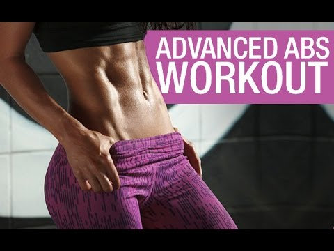 Women's Six Pack Abs Workout (ADVANCED ROUTINE!!)