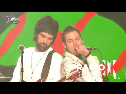 Kasabian perform Fire LIVE at The Global Awards