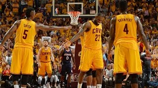 Cleveland Cavaliers vs Atlanta Hawks: Game 4 Highlights - 2015 NBA Playoffs