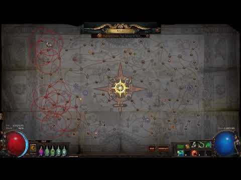[3.0] Path of Exile Racecourse Sextant Blocking Guide