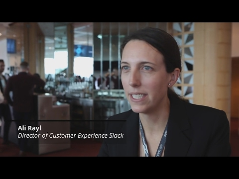 VIDEO: 'Work hard and go home' - Slack's Ali Rayl at Dublin Tech Summit