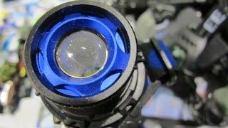 Налобный аккумуляторный фонарь BL 6816!(http://www.alarmgadget.ru/ Подписывайтесь на канал