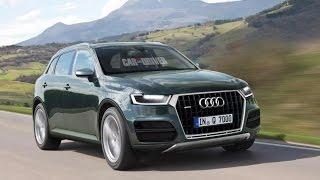Audi Q7 2015 тест драйв.Обзор Ауди Q7.(Видео обзор рестайлинговой Audi Q7 2015 года. Приятно просмотра и хорошего настроения! Пожалуйста поддержите..., 2016-02-24T16:36:58.000Z)