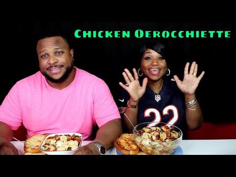 Tophatter Chicken Oerocchiette