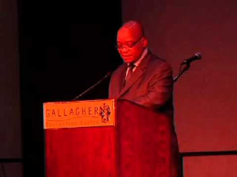 President Jacob Zuma attends SACCI Annual Convention Gala Dinner, 4 October 2012