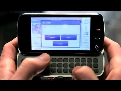 Nokia N97 Facebook
