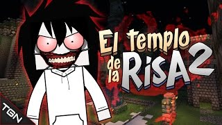 MINECRAFT: EL TEMPLO DE LA RISA 2 (JEFF VS JOKER)