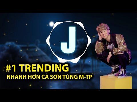 Jack lấy nghệ danh J97, đạt top 1 thịnh hành YouTube nhanh hơn Sơn Tùng M TP