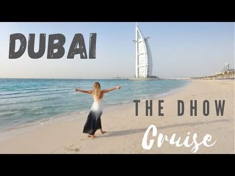 Dubai Creek Dhow Cruise Top Attraction *HD*