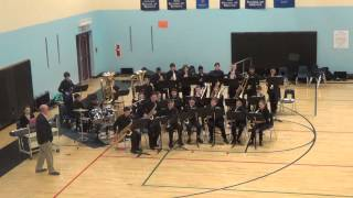 """HMS Jazz Band - """"The Blues at Frog Bottom"""" 