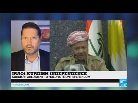 Kurdistan: Western countries against referendum choose Kurdistan to set up NGOs