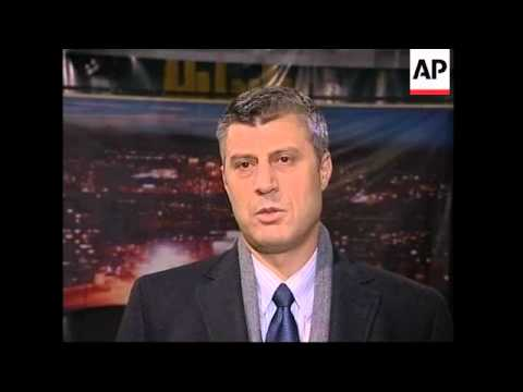 Interview with Prime Minister Hashim Thaci