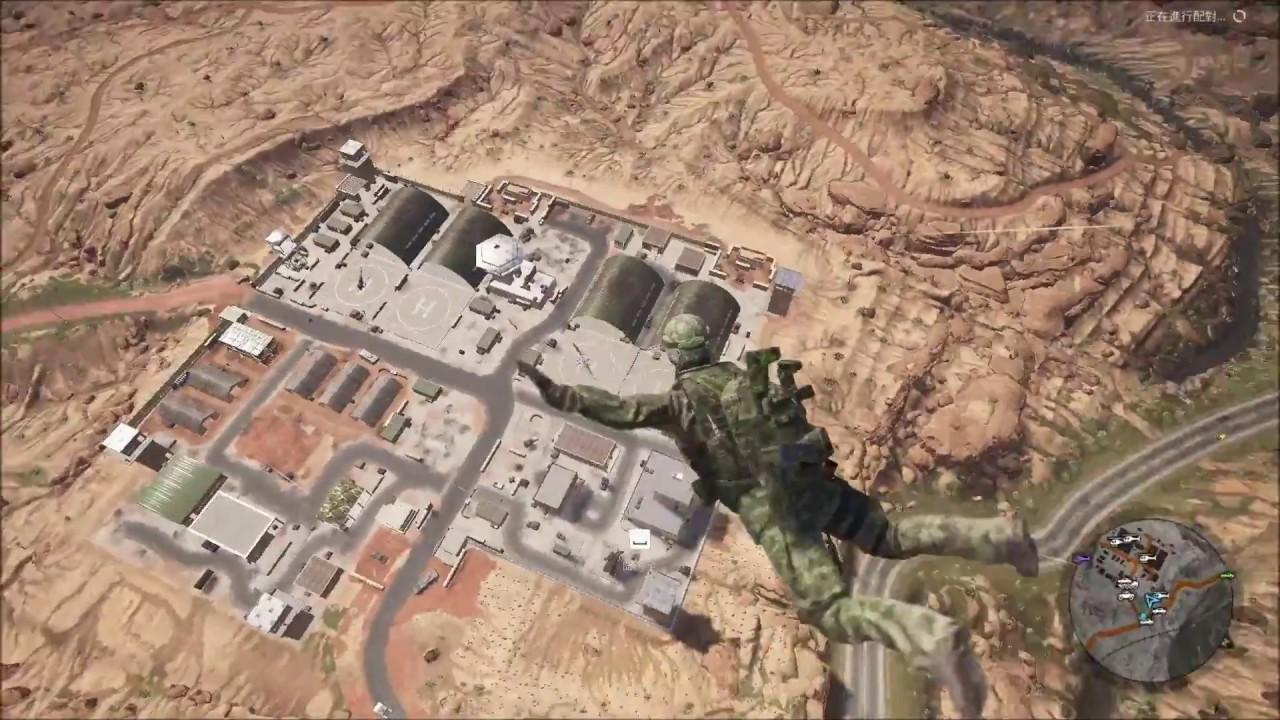 火線獵殺:野境之開遍全世界的AH-1 (低楨注意) - YouTube