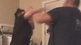 Fighting my husband