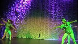 2019 Центр «Beit Grand», танцевальная студия, открытие, Ах, Одесса, 2.10.19.