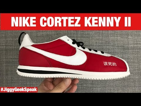 best sneakers 493e6 e7907 Repeat Kung Fu Kenny👲🏿 || Nike Cortez Kenny 3 'Bet It Back ...
