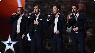 The Neales are in perfect harmony | Semi-Final 4 | Britain