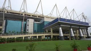 Royalty Free Video Footage | Birsa Munda Atheletic Stadium zoom