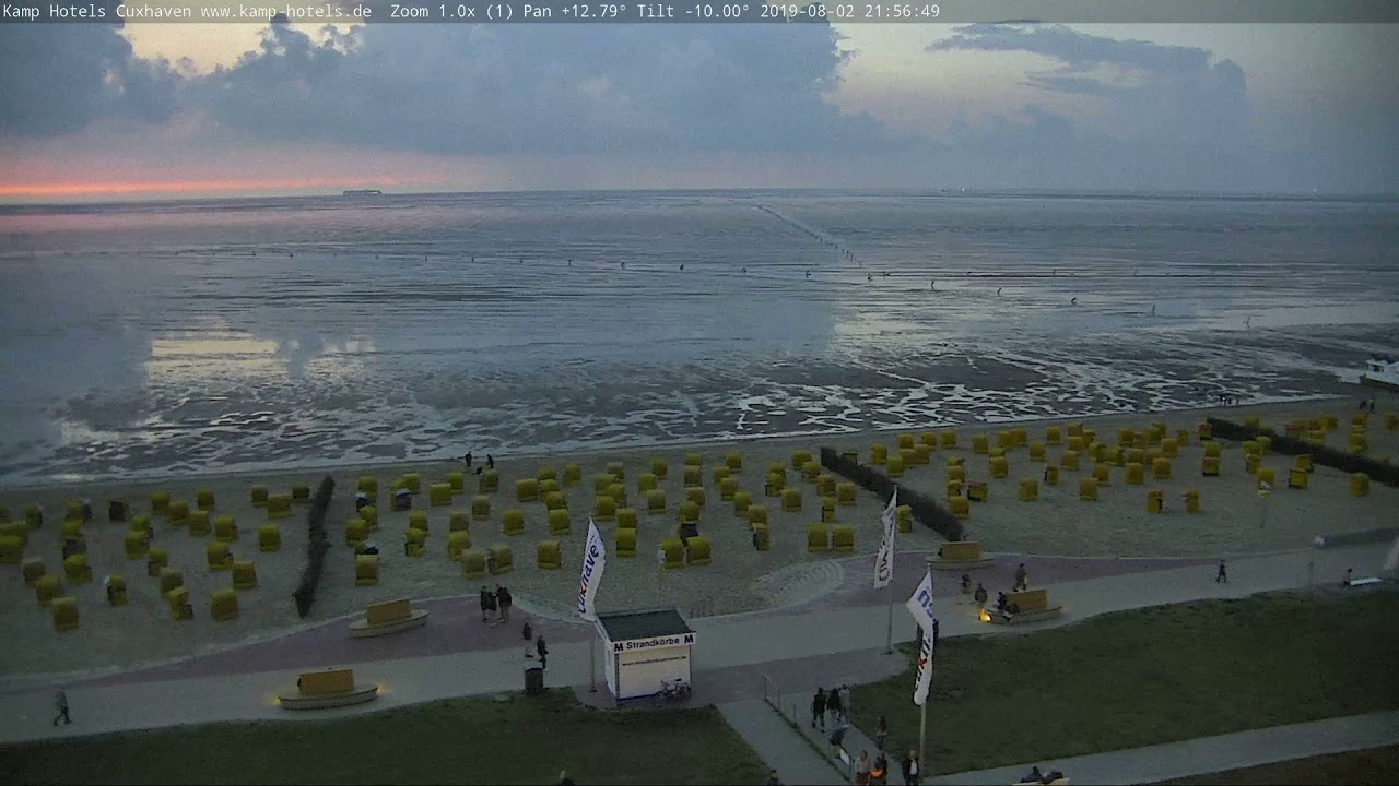 Live Webcam Cuxhaven