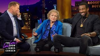 Betty White to James Corden: You Promised You