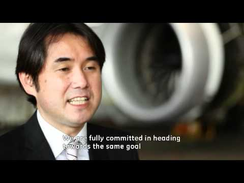 GEnx Engine | Japan Airlines 787 First Flight | Customer Stories | GE Aviation