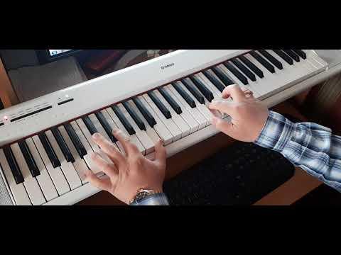 Мари Краймбрери - AMORE (пиано кавер)
