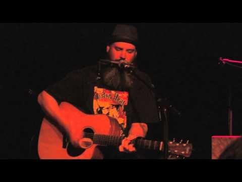 Edward David Anderson Live @ Vinyl Music Hall, Pensacola, FL 2/9/14
