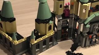 Recenzja - Klocki Lepin #16029 Hogwarts Castle