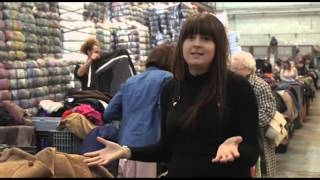 WeDoReDo - Upcycle Workshop at Bristol Textile Recyclers  - Made in Bristol TV