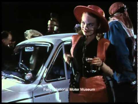 Dawn Rendezvous (Ford Corsair launch film) - 1963
