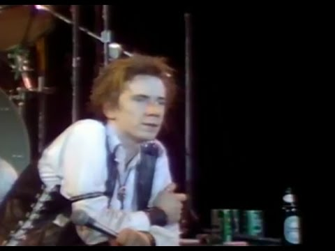 The Sex Pistols - Liar - 1/14/1978 - Winterland (Official)