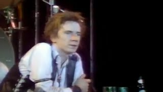 The Sex Pistols - Liar Recorded Live: 1/14/1978 - Winterland - San ...