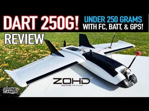 under-250g-with-gps!---zohd-dart-250g-fpv-wing---full-review-&-flights
