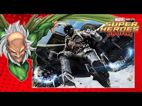 [SHP] 62 ประวัติ Vulture มารู้จักตัวร้ายของ Spider Man Homecoming กันเถอะ!!