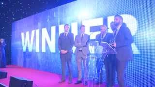 Expert Security UK - Winner 2015 New Business Start Up of the Year Award