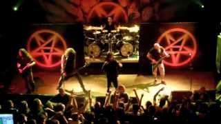 Anthrax - Indians (live @ Gagarin - Athens, 28/7/13)