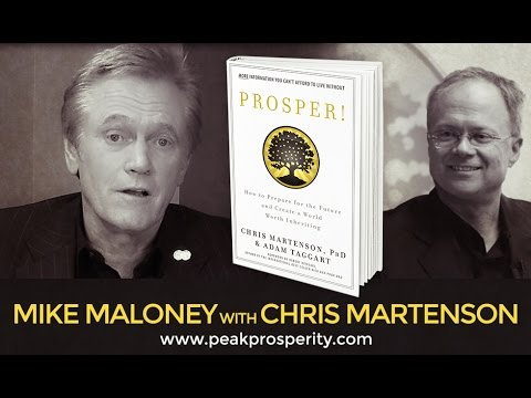 Hard Assets To Evaporate Almost Instantly To Retail Investors - Mike Maloney & Chris Martenson