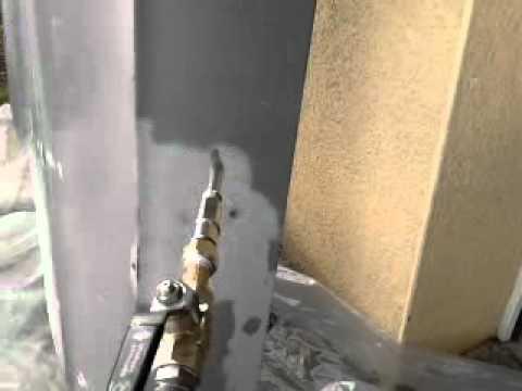 Pistolet De Sablage Maison Youtube