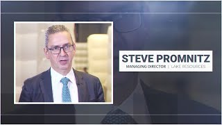 Investor Stream sits down with Lake Resources Managing Director Steve Promnitz