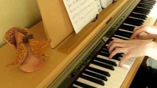 Ludwig van Beethoven - Sonatina in G major - Romance [David Ruzicka]