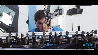 JALTEST UNIVERSITY | Avería en el sistemas de combustible de Renault T-Series Euro 6