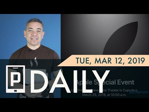 Apple 'Show Time' Event, Samsung Galaxy Bend? & more - Pocketnow Daily