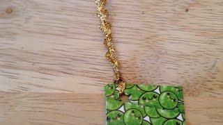 Make A Fun Washi Tape Bookmark - Diy Crafts - Guidecentral