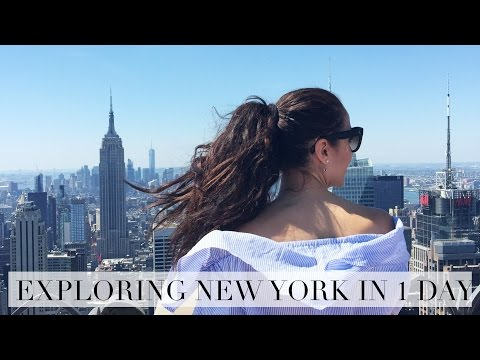 NEW YORK CHALLENGE | How much can you see in 1 day | Tamara Kalinic