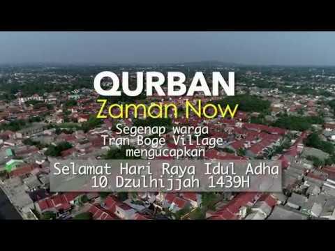 Dokumenter Film Pemotongan Sapi Kurban di Bojong Gede, Bogor.