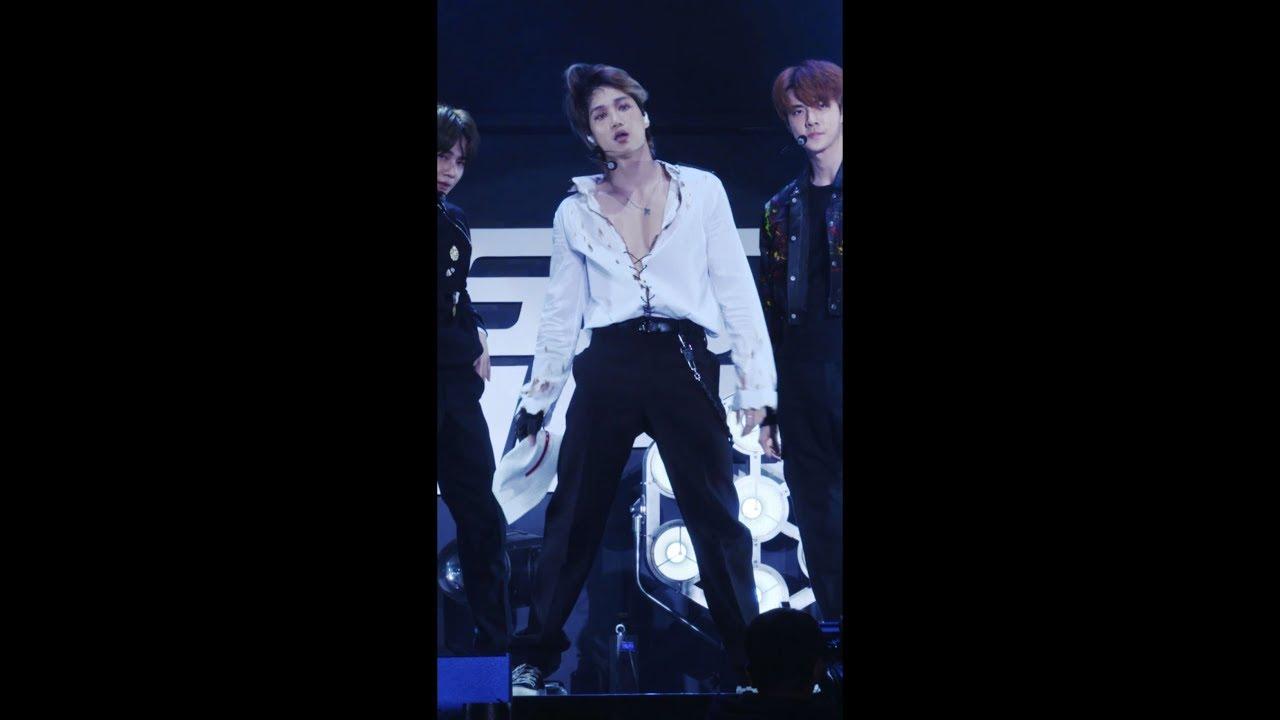 Kai Focus Exo 엑소 Tempo Comeback Showcase Youtube